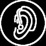 Icon-ear hearing aid