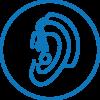Hearing Aid Icon - Hearing Center of Broward & Palm Beach