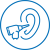 Hearing Evaluations Icon - Hearing Center of Broward & Palm Beach