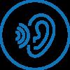 Tinnitus Management Icon - Hearing Center of Broward & Palm Beach