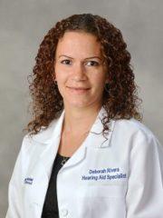 Deborah Rivera, Hearing Aid Specialist